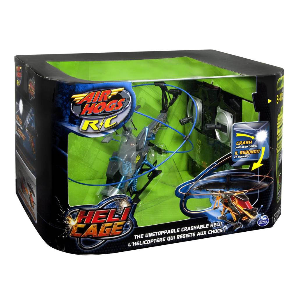 Air hogs support.