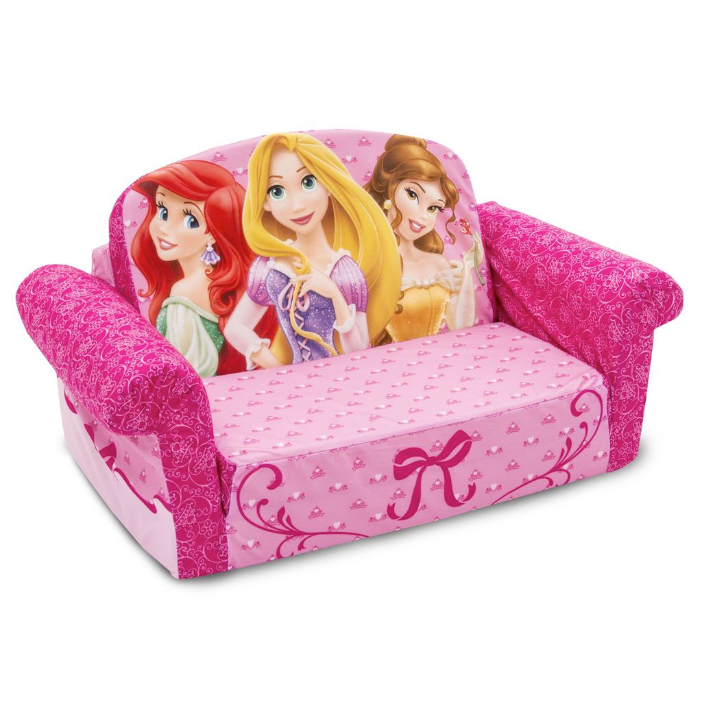 Spin Master Marshmallow Furniture Flip Open Sofa Disney