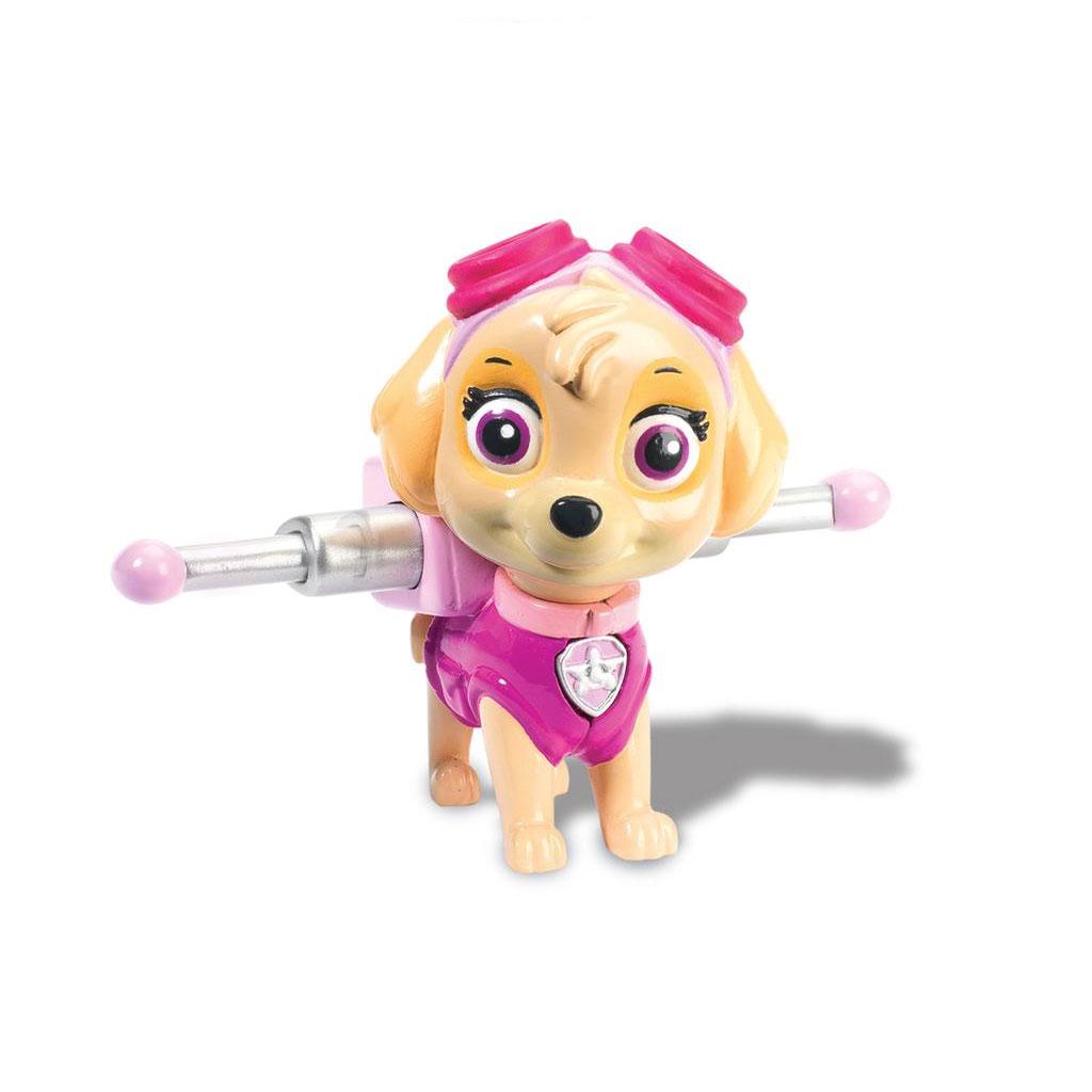spin master  wackytivities paw patrol action pack pup