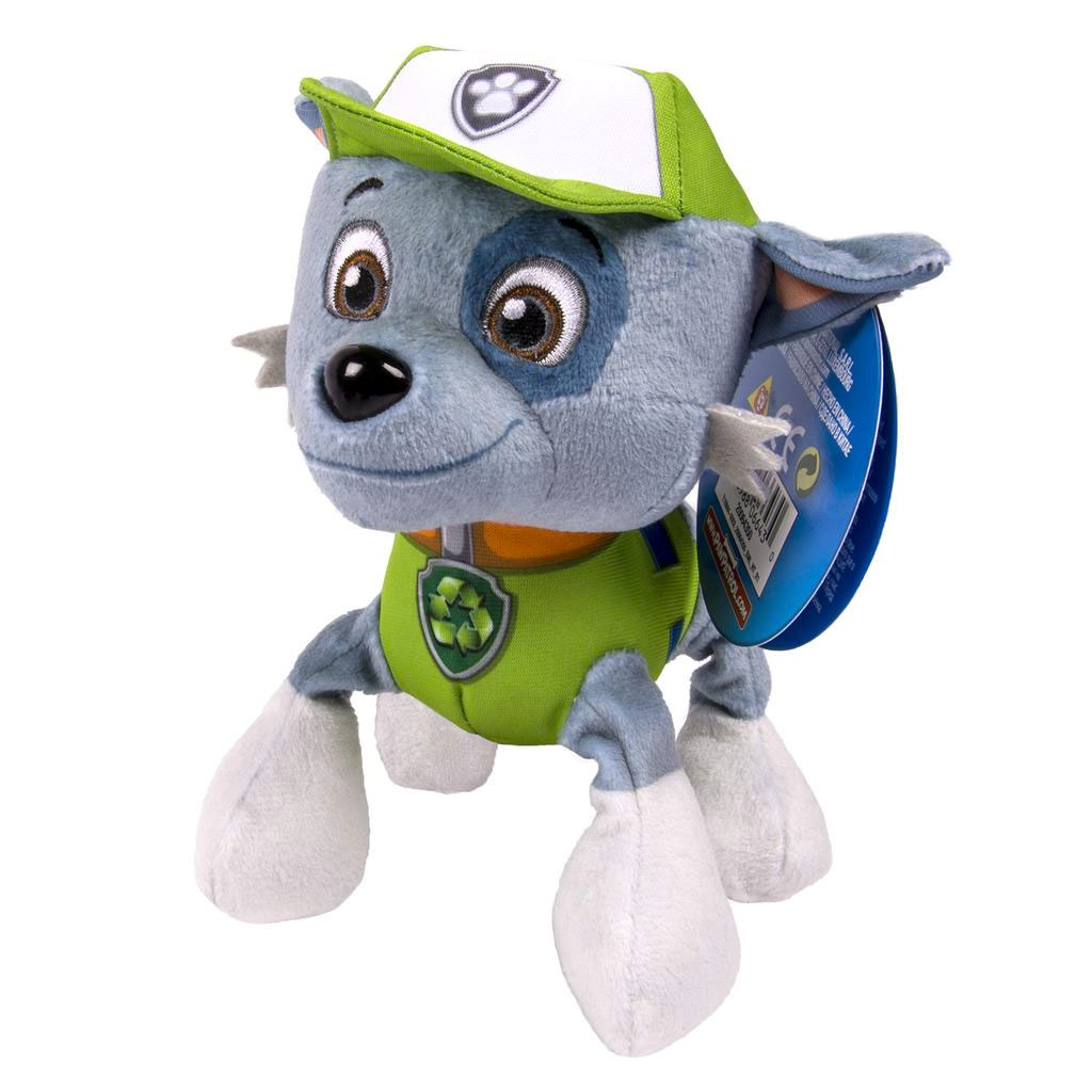 Paw Patrol Pup Pals - RockyPaw Patrol Toys Rocky
