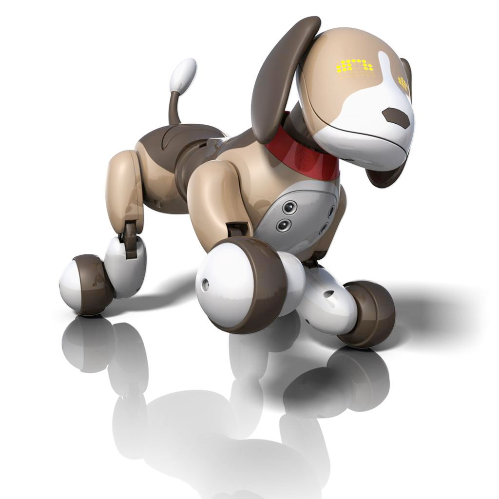 spin master zoomer dog manual