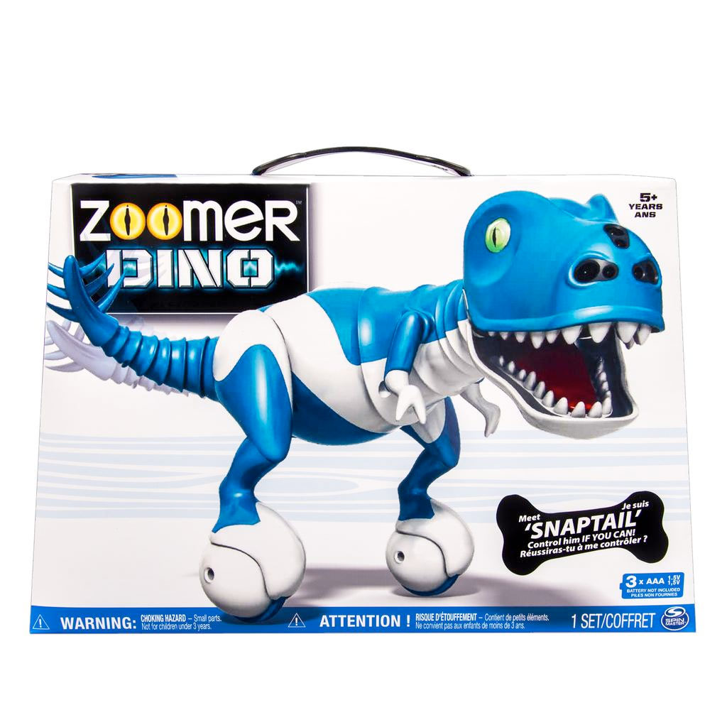 Zoomer Dino - Snaptail - Target Exclusive | Products | Zoomer